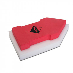 Talocha P.E.RET rectangular 22,5x12 cm Rubi