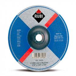 Disco corte acero A24T BF-230 Rubi