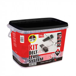 KIT DELTA LEVEL SYSTEM - 1 MM Rubi