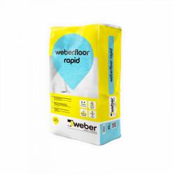 WeberFloor Rapid 25Kg. Gris