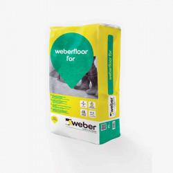 WeberFloor For Gris 25Kg.