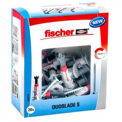 Bolsa Taco Duoblade- 20 UDS Fischer
