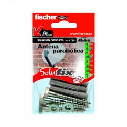 Kit Antena Parabolica Fischer