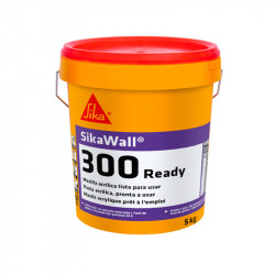 Sikawall-300 Ready Plus Alisado Paredes Sika