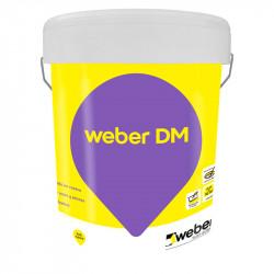 Weber DM 10 Kg.