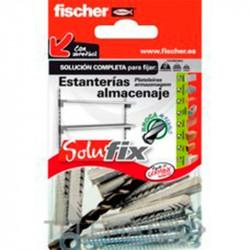 Kit Estanterias Almacenaje Fischer