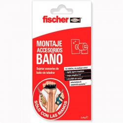 Sclm Montaje Accesorios Baño Fischer