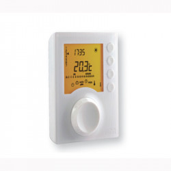 Termostato Ambiente Progr.Tybox 117 Pilas Delta Dore