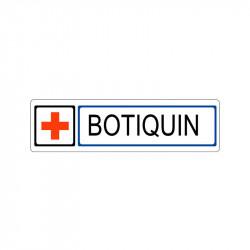 """Placa informativa """"Botiquín"""" Modelo 63. Amig"""