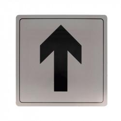 "Placa símbolo ""Flecha arriba"" Modelo 106. Amig"