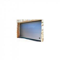 Burlete Puerta Aluminio Garaje Caucho Bresme