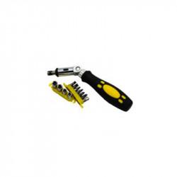 Destornillador Carraca Angular C-Accesorios Bresme