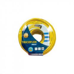 Manguera Riego Amarilla 50mt. Tricoflex