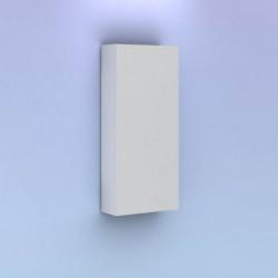 Mueble auxiliar de baño KANSHA de 35 cms. con  1 puerta. Acabado en Blanco Brillo