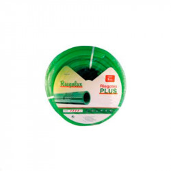 Manguera Riego Plus 19mm x 50Mts Verde Riegotex