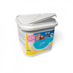 CTX-10 minorador de pH-