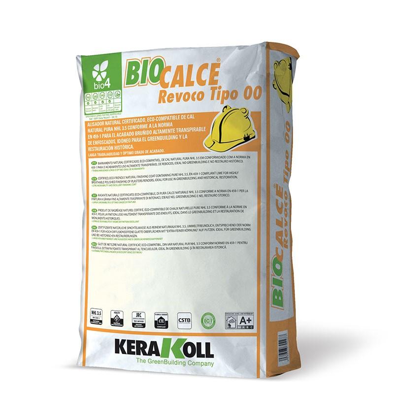 Biocalce Revoco Tipo 00 20Kg. Kerakoll