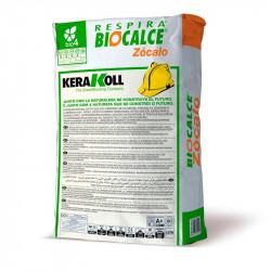 Biocalce Zócalo Gris 25Kg. Kerakoll