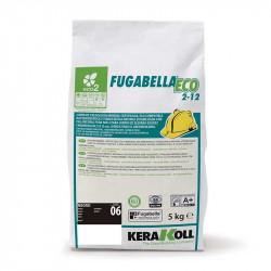 Fugabella Eco 2-12 Negro 5Kg. Kerakoll