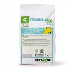 Fugabella Eco Scuba Blanco 5Kg. Kerakoll