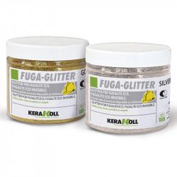 Fuga-Glitter Silver / Gold 100gr. Kerakoll