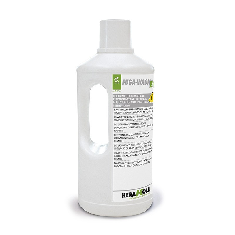Fuga-Wash Eco detergente 1,5Lt. Kerakoll
