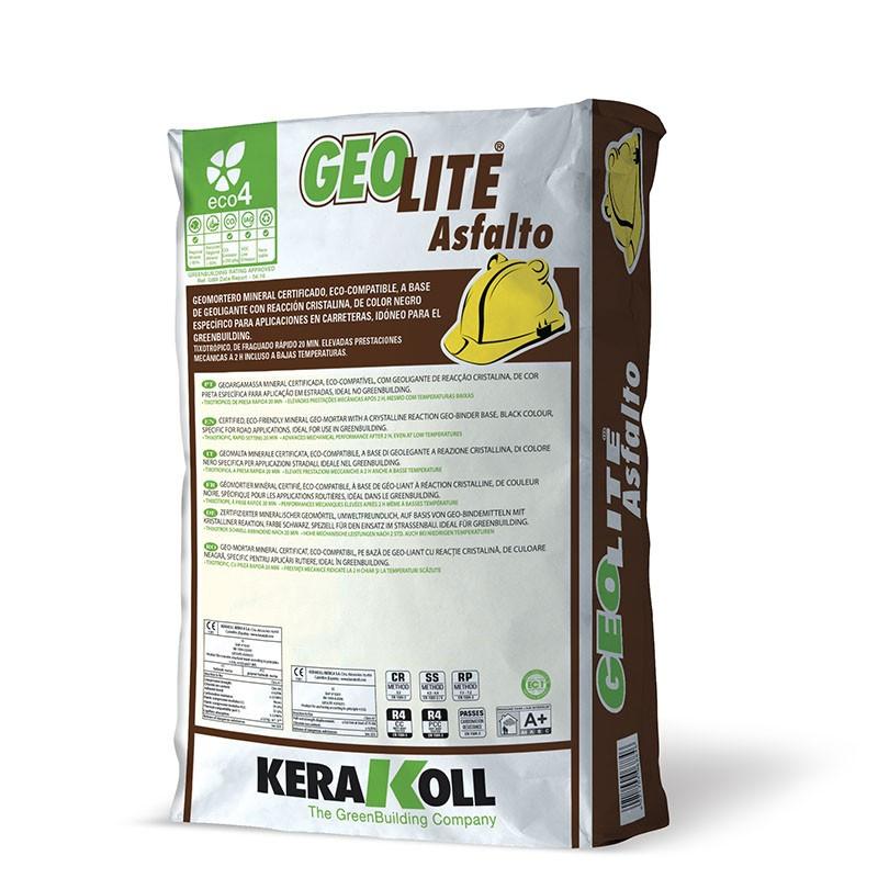 Geolite Asfalto Eco-compatible 25Kg. Kerakoll