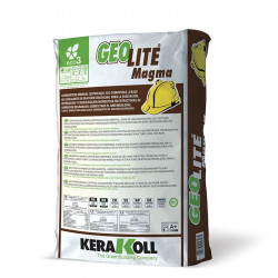 Geolite Magma Eco-compatible 25Kg. Kerakoll