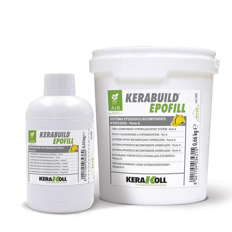 Kerabuild Epofill A+B Kerakoll.