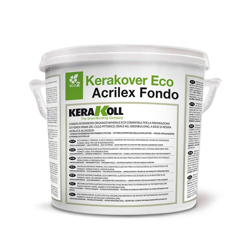 Kerakover Eco Acrilex Fondo Blanco 4Lt  Kerakoll