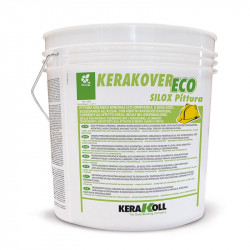 Kerakover Eco Silox Pittura Blanco 14Lt Kerakoll