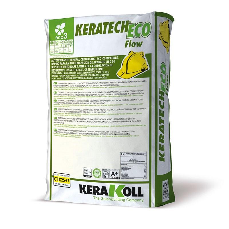 Keratech Eco Flow 25Kg. Kerakoll