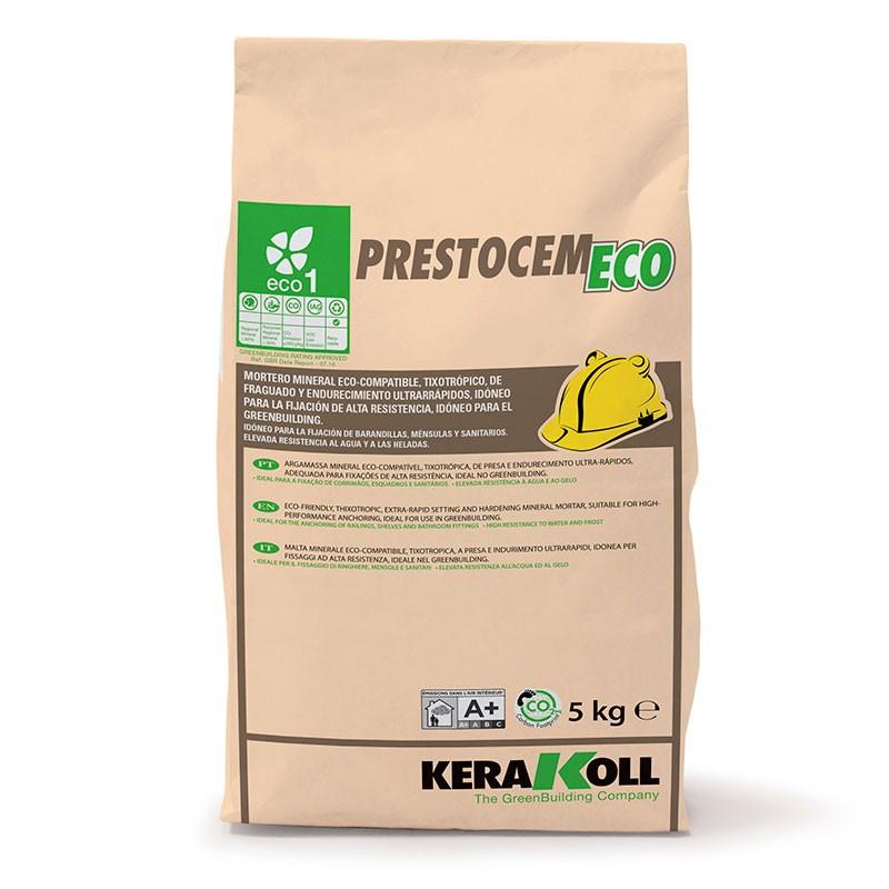 Prestocem Eco 5Kg Kerakoll