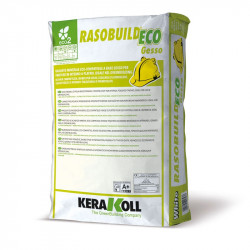 Rasobuild Eco Gesso 20Kg. Kerakoll