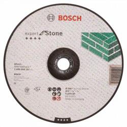 Disco de corte acodado Bosch Expert for Stone Ø230mm.