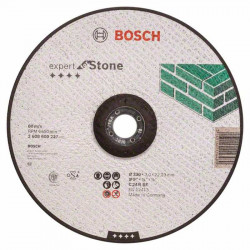 Disco de corte acodado Bosch Expert for Stone Ø230mm.
