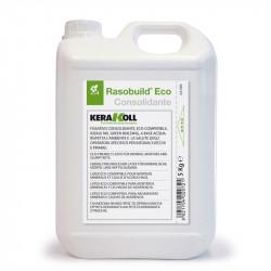 Rasobuild Eco Consolidante 5Kg. Kerakoll