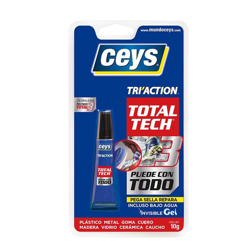 TriAction Blíster 10 gr. Ceys.