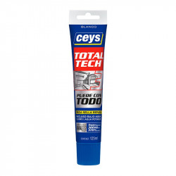 Total Tech Blanco Tubo 125 ml. Ceys.