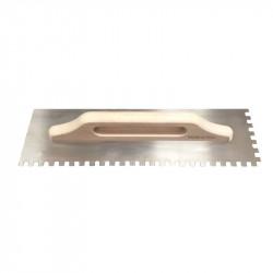 Llana Americana larga diente 10mm. Kerakoll