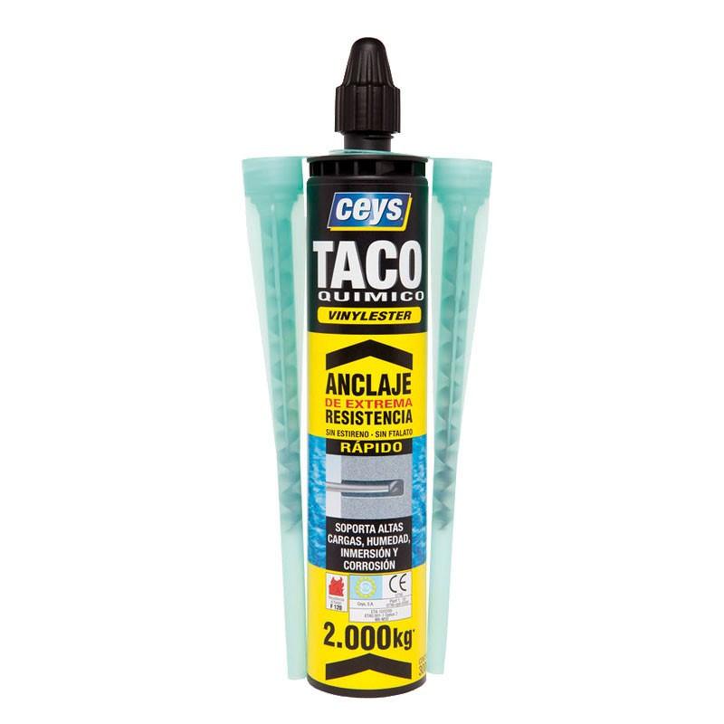Taco Quimico Vinylester 300 ml. Ceys.