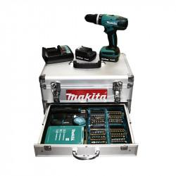 Taladro Combinado Makita HP347DWEX1