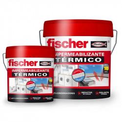 Impermeabilizante térmico 4L Fischer