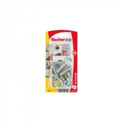 Taco de expansión SX 6 x 30 RH Fischer