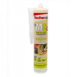 Sellante-adhesivo MS Beige 290ML Fischer
