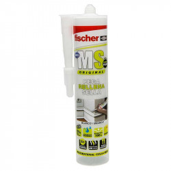 Sellante-adhesivo MS PLUS Blanco Fischer