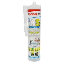 Sellante-adhesivo MS PLUS CRISTAL Fischer