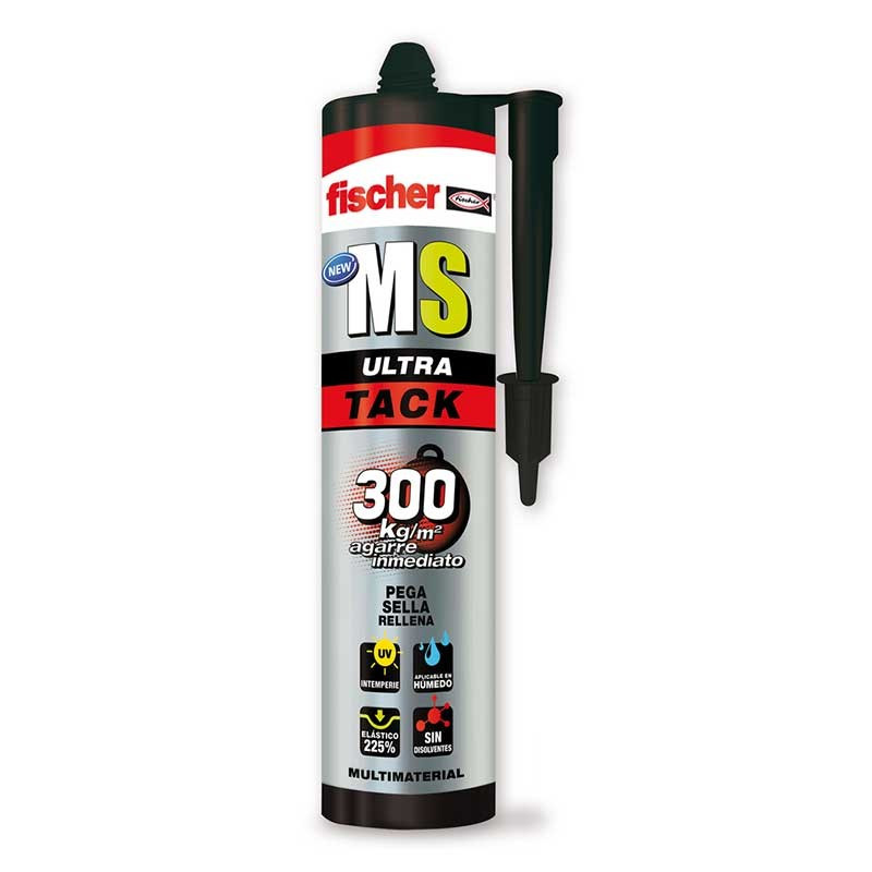 Sellador-AdhesivoMS Ultra Tack Fischer