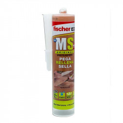 Sellante-adhesivo MS PLUS Terracota Fischer