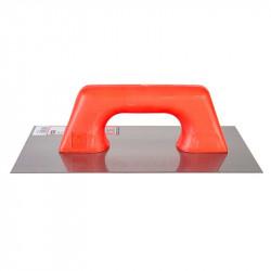 Llana ACERO 30 cm mango plástico Rubi